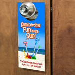 Door Hangers -1 sided